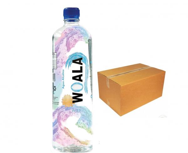 agua alcalina 900 ml